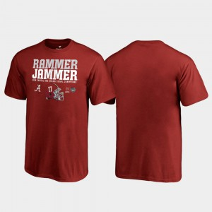 Bama For Kids T-Shirt Crimson Endaround College Football Playoff 2018 Orange Bowl Champions Stitch 649100-572